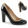 QUEEN-04 Black Patent
